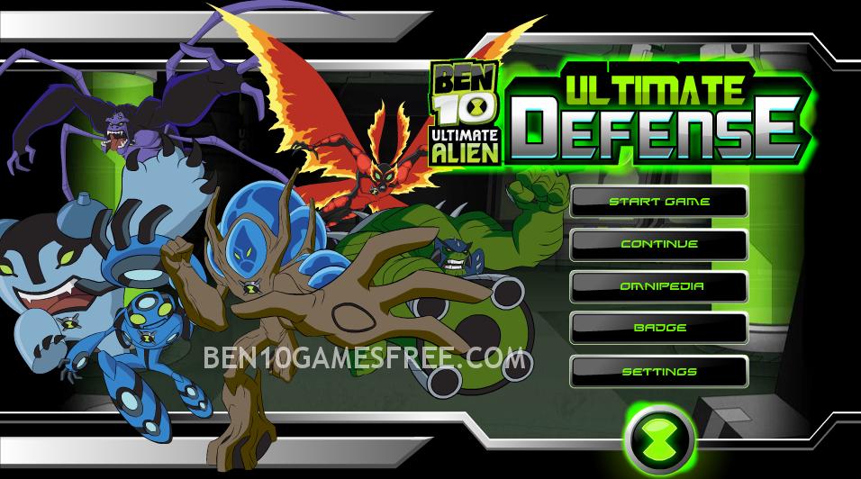 Ben 10 Ultimate Defense