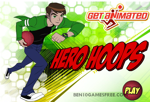 Ben 10 Hero Hoops