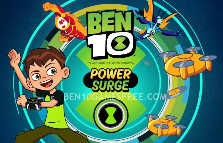 Ben 10 Power Surge