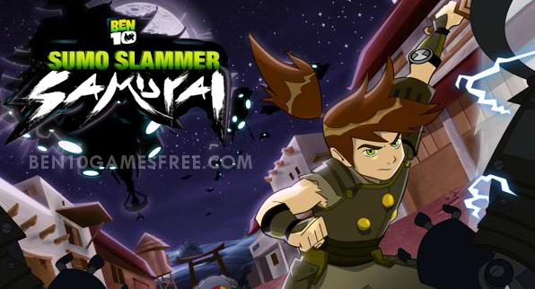 Ben 10 Sumo Slammer Samurai