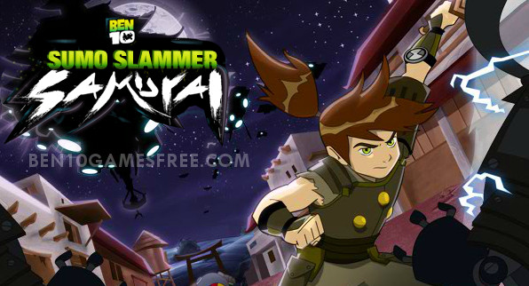 Ben 10: Sumo Slammer   Samurai Warrior   NuMuKi