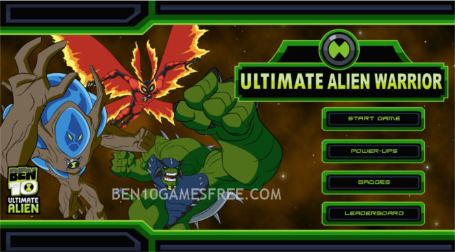 Ben 10 Games Online - Play for Free on Play-Games.com