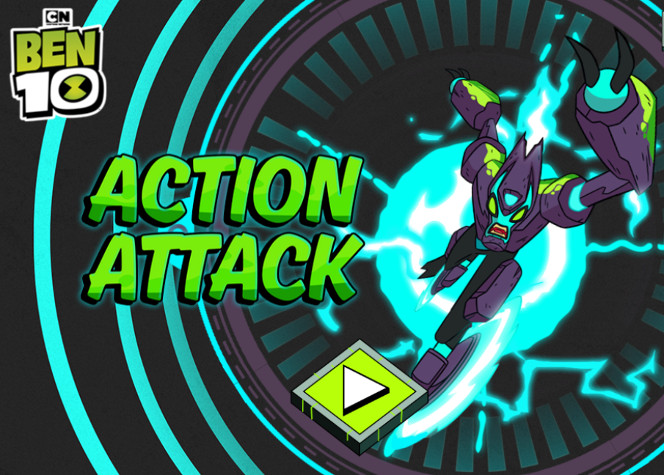 Ben 10 Action Attack