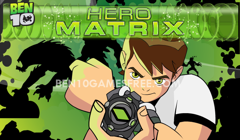 Ben 10 Hero Matrix