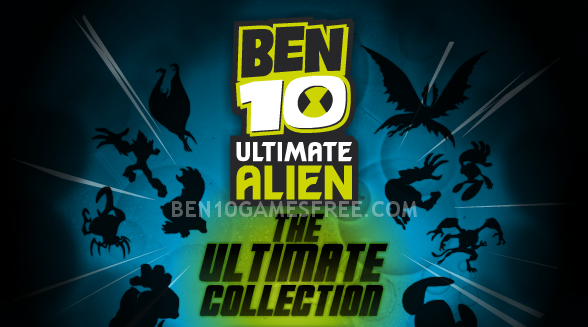 Ben 10 Ultimate Alien Collection