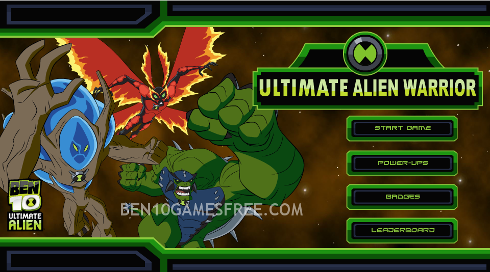 ben 10 ultimate alien games free online games